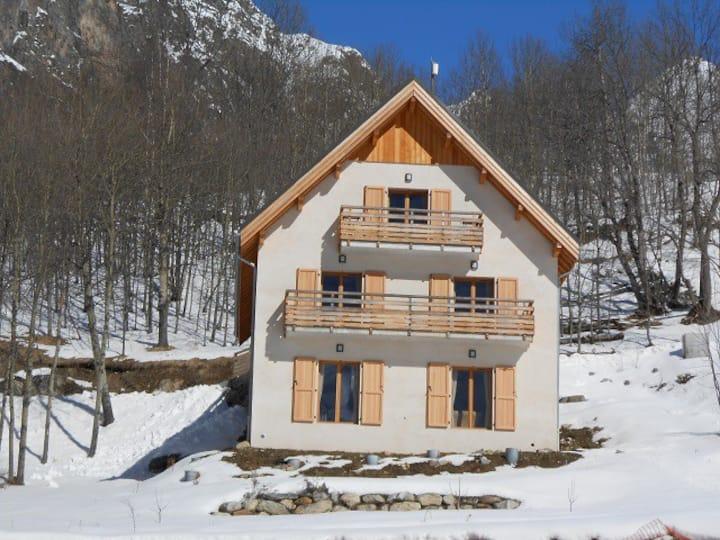 Appartement de charme 6/8 pers près les 2 Alpes