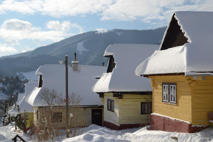 Nice 4 bedroom house near Vlkolinec - Ružomberok - 獨棟