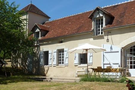 Enjoy our comfortable home in Burgundy - Menou