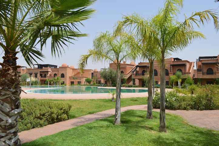 Résidence Atlas Golf Resort   - Marakesz - Apartament