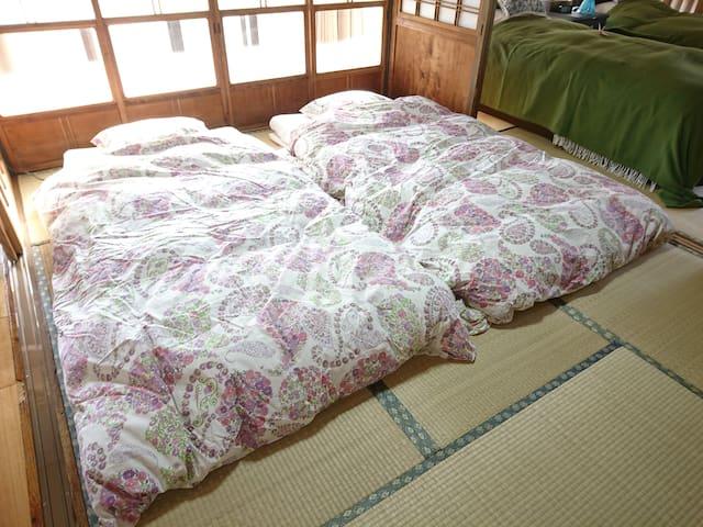 和室(ベットルーム②) japanese style room(bedroom②)