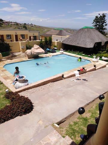 Idwala Lam Guesthouse on 10139 Maqhinebeni