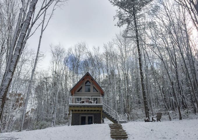 Tiny Cabin/Mohican/Private!