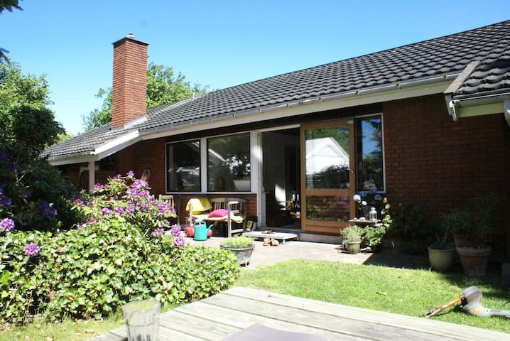 Great Family House  - Lyngby - Casa