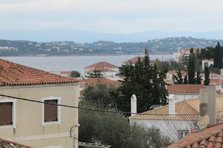Picturesque Villa - Spetses