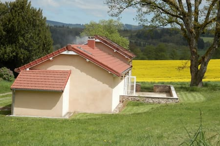 House in beautiful surroundings - Masbaraud-Mérignat - Ev