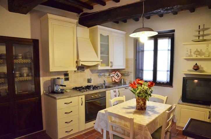 LA PETRONILLA APPARTAMENTO DELIZIA - Pérouse - Appartement