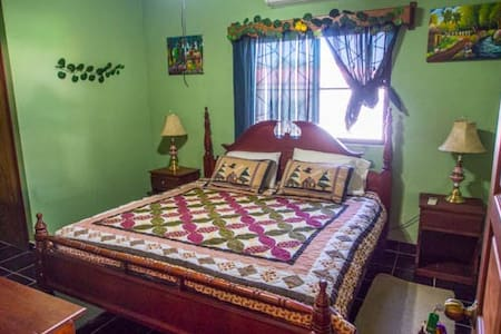 Tia Maria Guesthouse - Room 1 - San Ignacio - Appartement