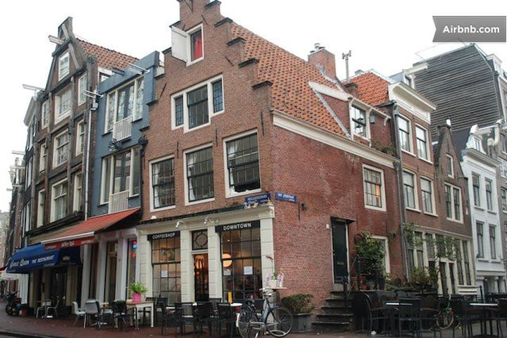 Single zolderkamer  - Amsterdam - Bed & Breakfast