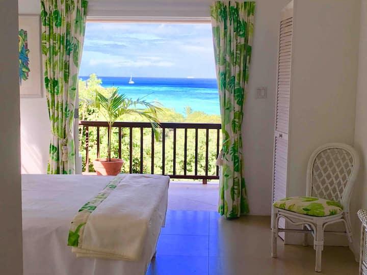 Jumby House,  The Caribbean Suite Antigua.