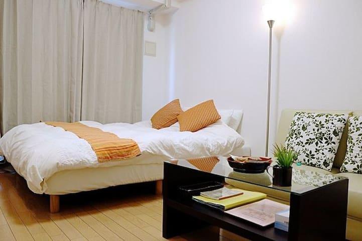 ★W4★USJ30min & Osaka Namba OCAT Wifi - Naniwa-ku, Ōsaka-shi - House