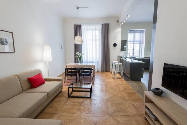 Vladislav Exclusive Apartment 4 - Prag - Daire