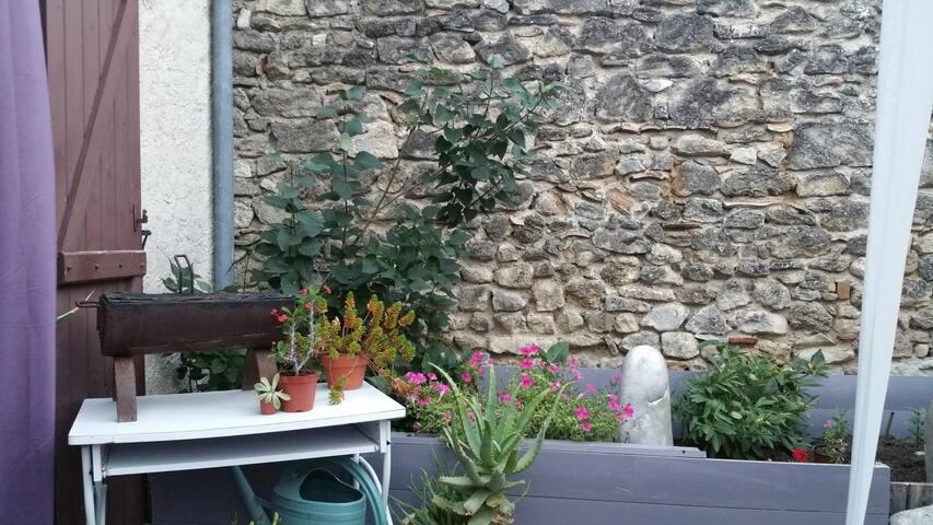 Maison sympathique  en provence - Mane - Şehir evi