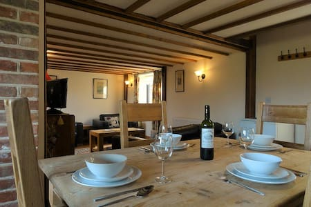 Partridge Barn Holiday Cottage - Norfolk - Rumah