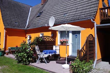Sonnenblumenhaus mit Südterrasse - Prerow