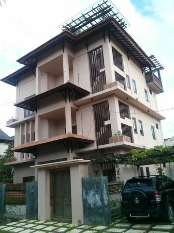 Shafana Apt.[ 1 ] Nusa Dua Bali | The Homey Home