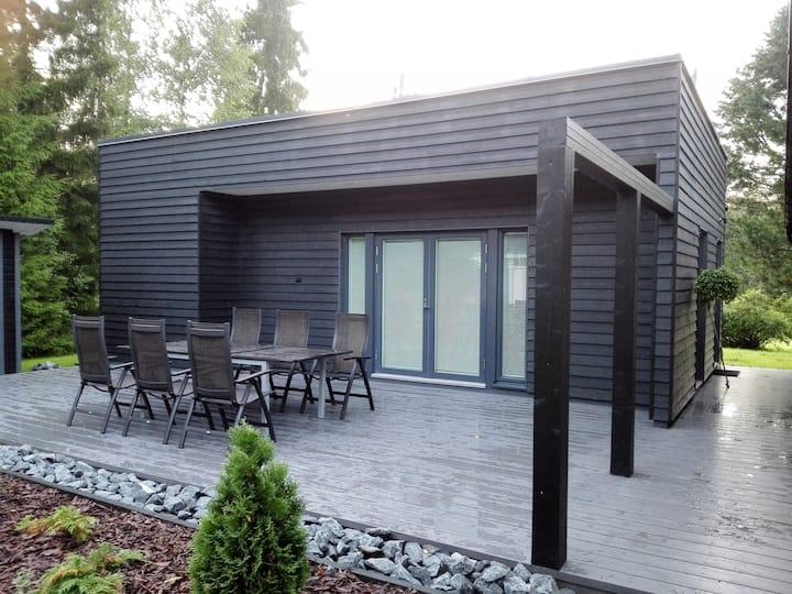 SaunaVilla-vierasmaja, Seinäjoki