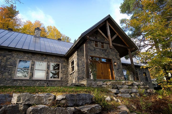 Meech Lake peaceful retreat - Chelsea - Maison