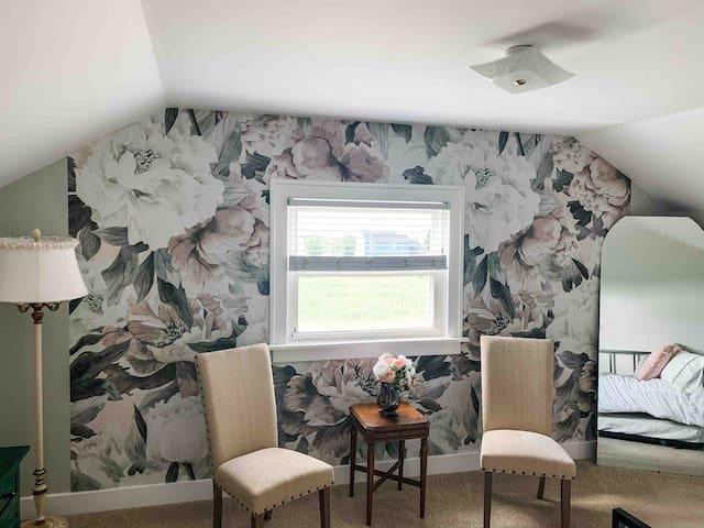 Upstairs Bedroom #1 (Bridal Suite)