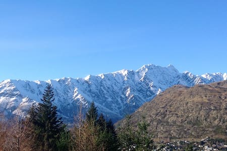 Beautiful Lake & Mountain Views  - 皇后镇 - 独立屋