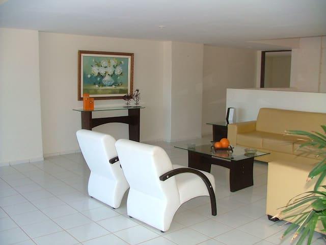 Très agréable appartement - Cabedelo - Appartement