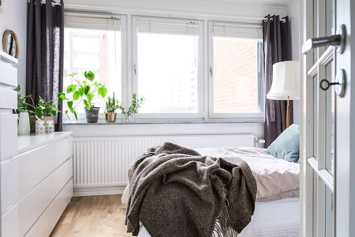 Light, & clean Apartment in Majorna/Gothenburg