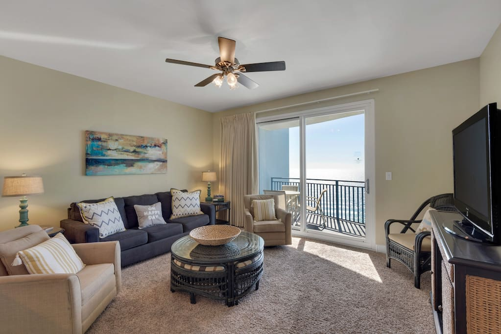 Welcome to our beautiful and well-appointed condo at Sterling Breeze!