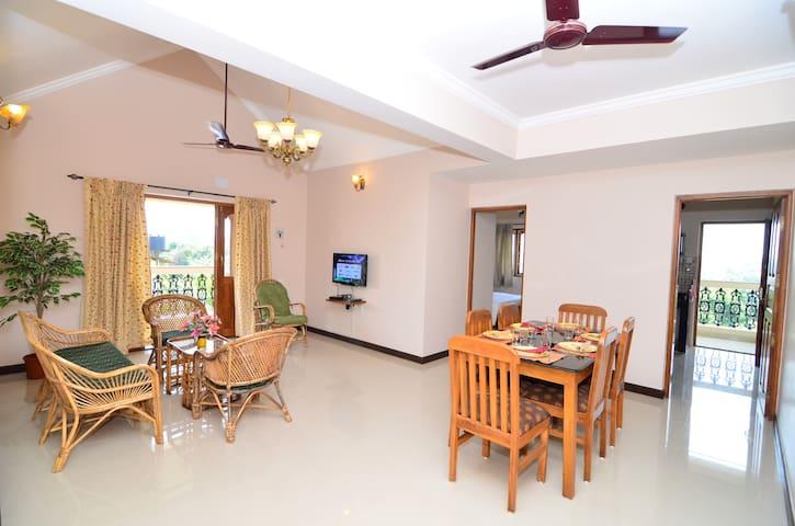 Beautiful 2bhk In North Goa