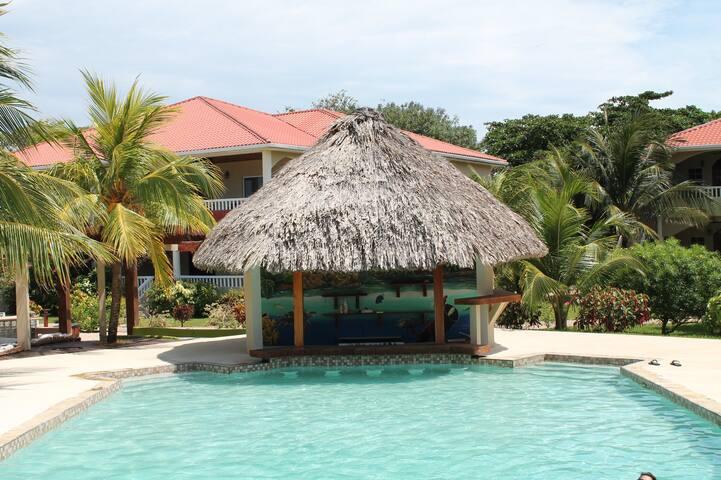 Los Porticos Villas - Sea View Villa 2C