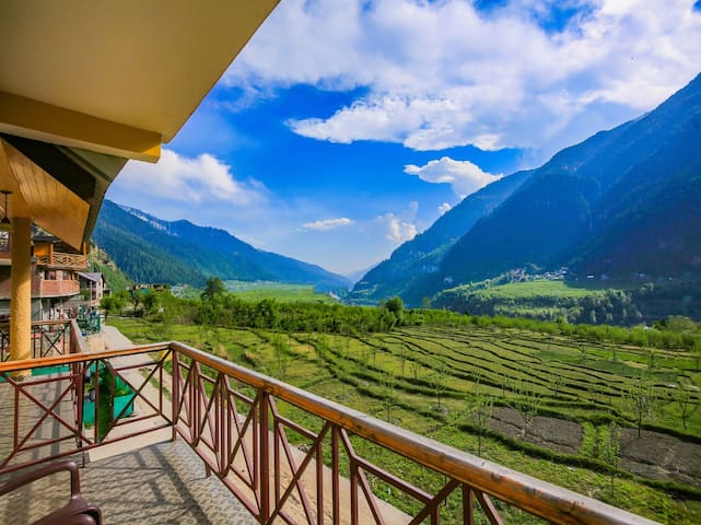 Malhaar Cottage - Himalayan views & Apple Orchards