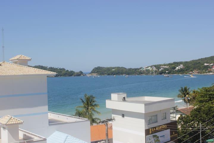 Melhor Vista da Baía de Bombinhas - Bombinhas - Apartament