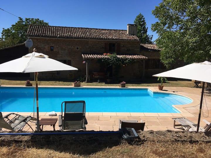 Superbe maison avec piscine privée