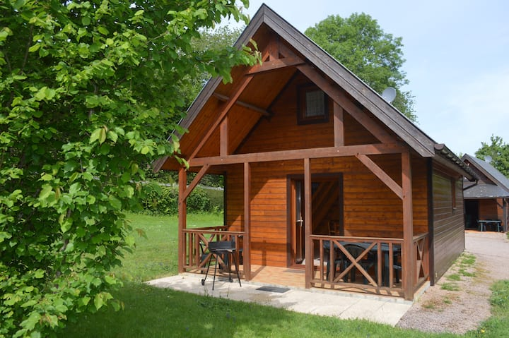 Location chalets-gîtes 6en Normandie Pillette