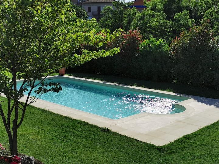 Gli Ulivi : il paradiso nel giardino.