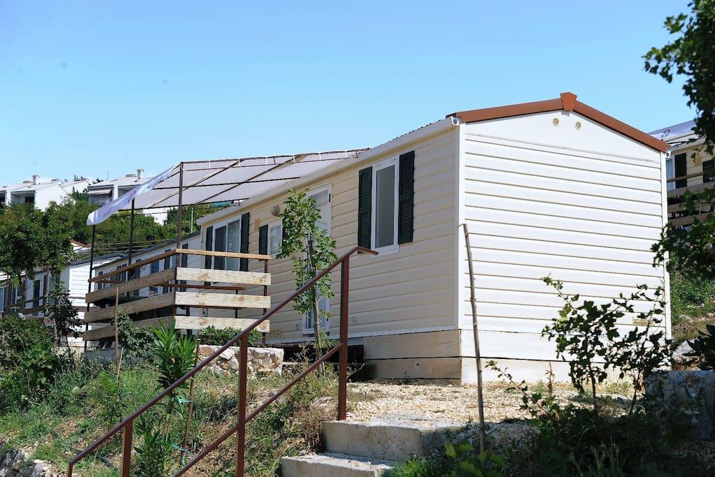 Mobile homes Klenovica