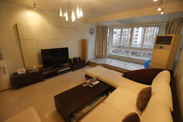 Tranquil Riverside Living - Jing An - Shanghai - Appartement