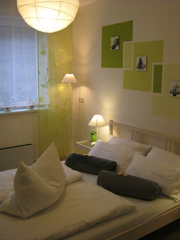Super gemütliche kleine Wohnung  - Sonneberg - Huoneisto