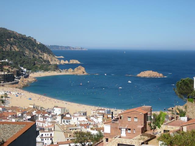 Apartamento con vistas - Tossa de Mar - Apartament