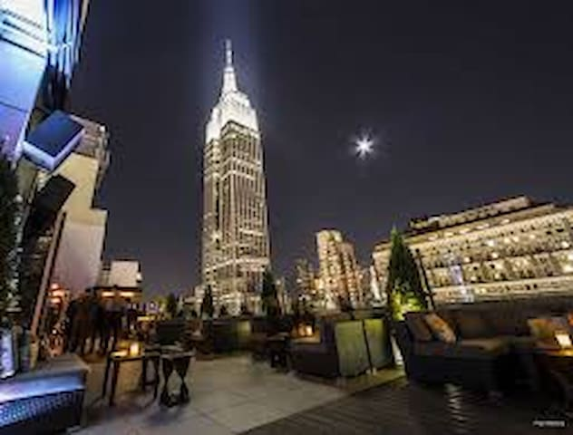 Best Location in Luxury Building near Times Square
