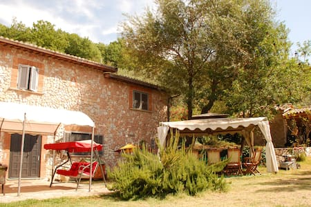 A peaceful refuge among olive trees - Monte Santa Maria - Bed & Breakfast