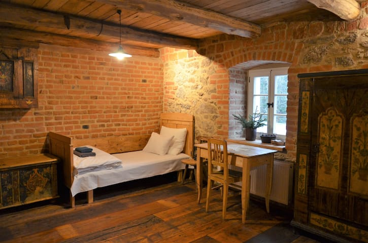 Apartment House– Authentic Vernacular Architecture