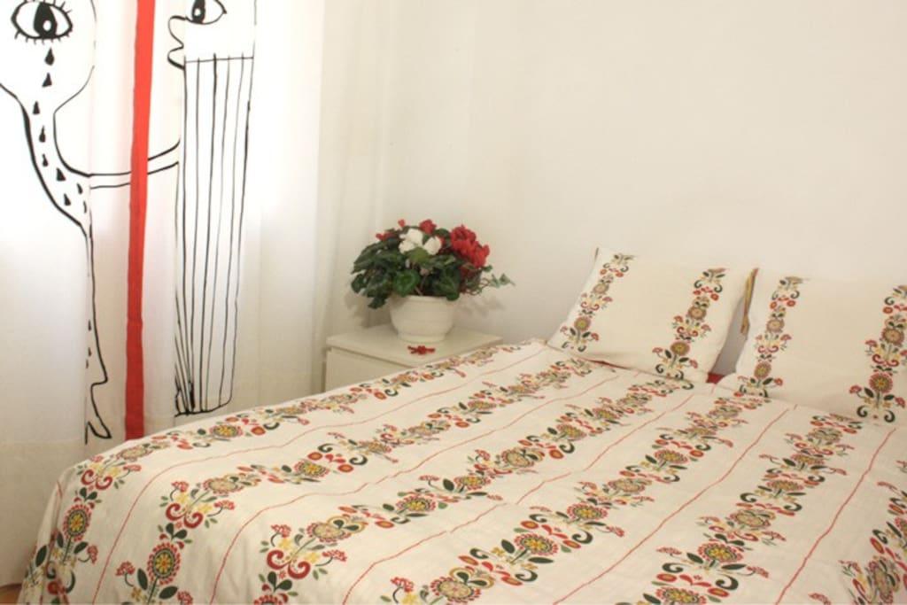Dormitorio Principal con gran armario