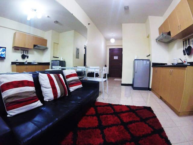 Condo in the heart of Davao City - Davao City - Osakehuoneisto