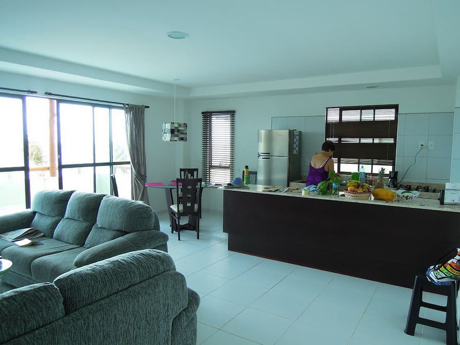 New construction and furnishings