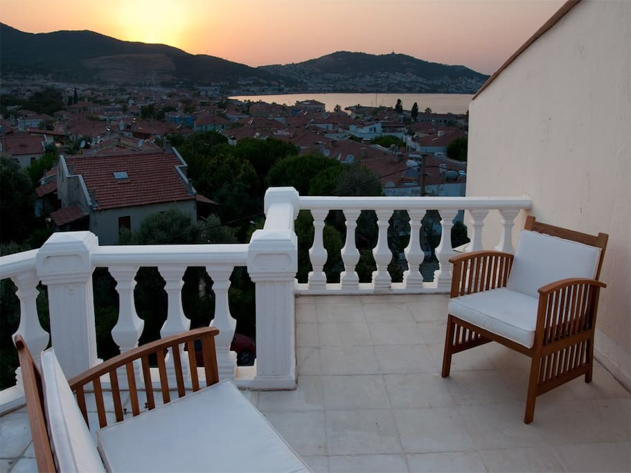 2nd floor terrasse