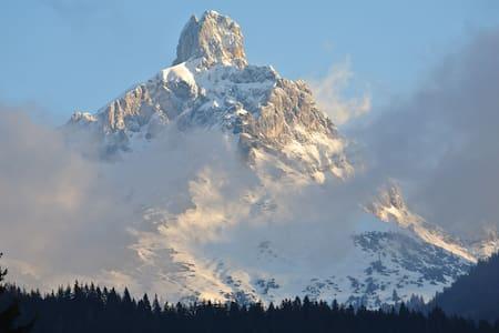 Landhaus mit herrlichen Blick in die Bergwelt - Neuberg