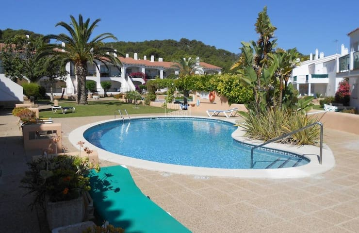 Apartamento Green Park Village Son Parc 3 piscinas