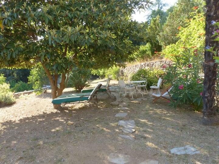Maison de Vacances, Cévennes, vue sur nature
