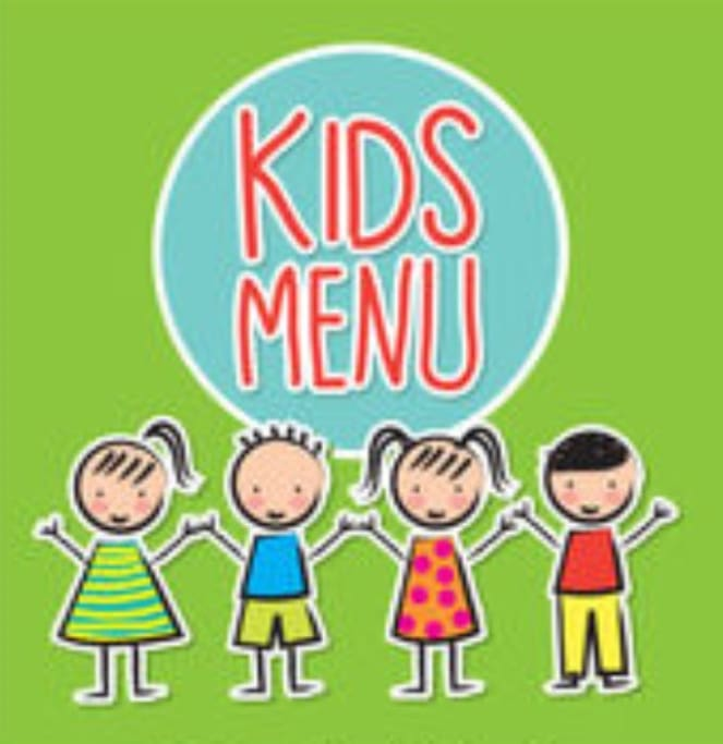 Kids menu available and kids are always welcome until 10pm