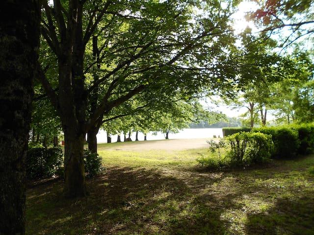 La Plage du Lac de Bairon